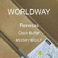 853S011BGILF - Renesas Electronics Corporation - Clock Buffer