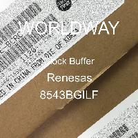 8543BGILF - Renesas Electronics Corporation - Clock Buffer