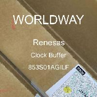 853S01AGILF - Renesas Electronics Corporation - Clock Buffer