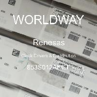 853S012AKILF - Renesas Electronics Corporation - Clock Drivers & Distribution