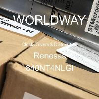 840NT4NLGI - Renesas Electronics Corporation - Clock Drivers & Distribution