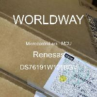 DS76191W125BGV - Renesas Electronics Corporation - Microcontrollers - MCU