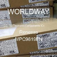 MPC9819EN - Renesas Electronics Corporation - 電子部品IC