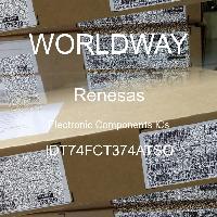 IDT74FCT374ATSO - Renesas Electronics Corporation - ICs für elektronische Komponenten