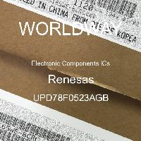 UPD78F0523AGB - Renesas