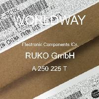 A 250 225 T - RUKO GmbH - 電子部品IC
