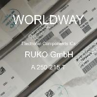 A 250 215 T - RUKO GmbH - Electronic Components ICs