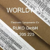 A 205 225 - RUKO GmbH - Componente electronice componente electronice