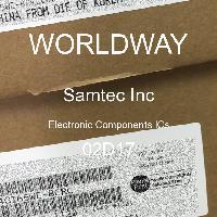 02D17 - Samtec Inc - CIs de componentes eletrônicos