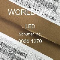 0035.1270 - Schurter Electronic Components - LED