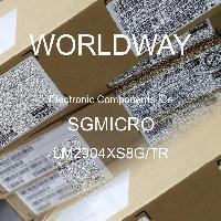 LM2904XS8G/TR - SGMICRO