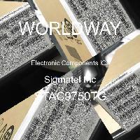 STAC9750TG - Sigmatel Inc