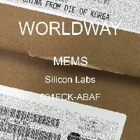 501FCK-ABAF - Silicon Labs - MEMS
