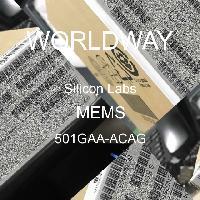 501GAA-ACAG - Silicon Labs - MEMS