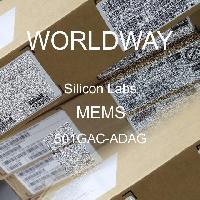 501GAC-ADAG - Silicon Labs - MEMS