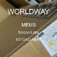 501GAD-ABAF - Silicon Labs - MEMS