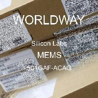 501GAF-ACAG - Silicon Labs - MEMS