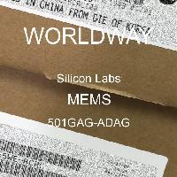 501GAG-ADAG - Silicon Labs - MEMS