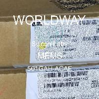 501GAH-ACAF - Silicon Labs - MEMS