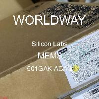 501GAK-ACAG - Silicon Labs - MEMS