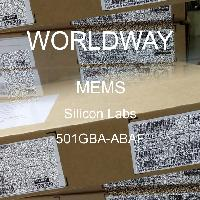 501GBA-ABAF - Silicon Labs - MEMS