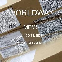 501GBD-ADAF - Silicon Labs - MEMS