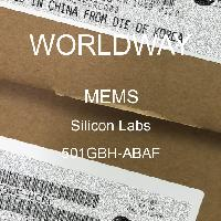 501GBH-ABAF - Silicon Labs - MEMS