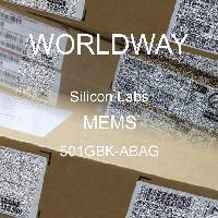 501GBK-ABAG - Silicon Labs - MEMS
