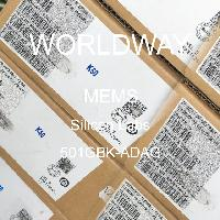 501GBK-ADAG - Silicon Labs - MEMS