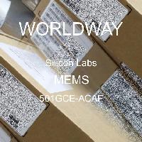 501GCE-ACAF - Silicon Labs - MEMS