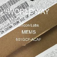 501GCF-ACAF - Silicon Labs - MEMS