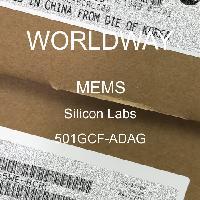 501GCF-ADAG - Silicon Labs - MEMS