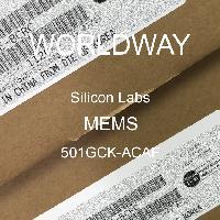 501GCK-ACAF - Silicon Labs - MEMS