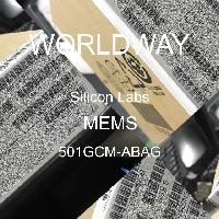 501GCM-ABAG - Silicon Labs - MEMS