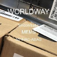 501HAC-ABAG - Silicon Labs - MEMS