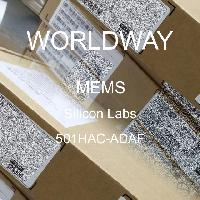 501HAC-ADAF - Silicon Labs - MEMS