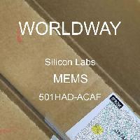 501HAD-ACAF - Silicon Labs - MEMS