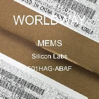 501HAG-ABAF - Silicon Labs - MEMS