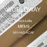 501HAG-ACAF - Silicon Labs - MEMS