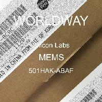 501HAK-ABAF - Silicon Labs - MEMS