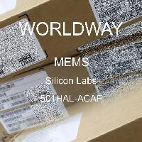 501HAL-ACAF - Silicon Labs - MEMS