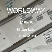 501HAL-ADAG - Silicon Labs - MEMS