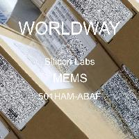 501HAM-ABAF - Silicon Labs - MEMS