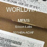 501HBA-ADAF - Silicon Labs - MEMS