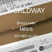 501HBD-ACAF - Silicon Labs - MEMS