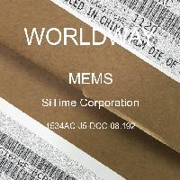 1534AC-J5-DCC-08.192 - SiTime Corporation - MEMS