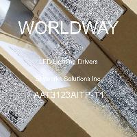 AAT3123AITP-T1 - Skyworks Solutions Inc. - LED-Beleuchtungstreiber