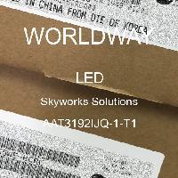 AAT3192IJQ-1-T1 - Skyworks Solutions Inc