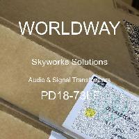 PD18-73LF - Skyworks Solutions Inc - Audio & Signal Transformers