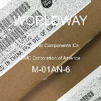M-01AN-6 - SMC Corporation of America - Electronic Components ICs